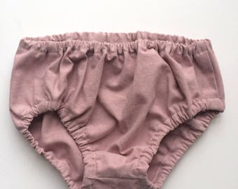 Blush Baby Bloomers Diaper Covers