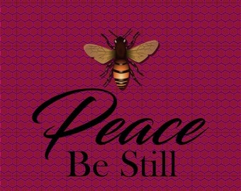 Peace Be Still