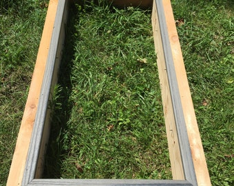 Cedar Deck Composite Planter
