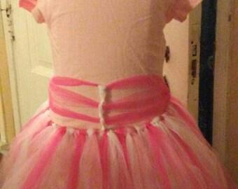 Pretty in pink tutu dress