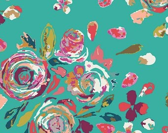 "Boho Fusion Collection ""Swifting Flora in Boho"" from Art Gallery Fabrics- Bohemian,Boho-Floral"