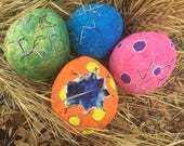 Easter Package Deal - 4 Medium Dragon/Dinosaur Eggs