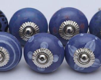 Purple door knobs | Etsy