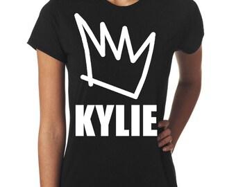 King KYLIE Womens Shirt (Kylie Jenner)