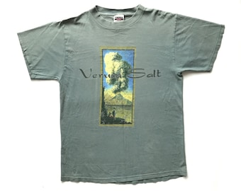 1997 Veruca Salt vintage band T-shirt long sleeve - M/L - the breeders, L7, Hole, kim gordon, babes in toyland