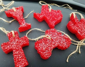 Free Shipping, Aroma Bed, Car Ornaments, Air Freshner, Love Spell Scent, Car Scents