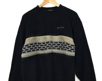 Rare !! Vintage Rudolph Valentino Paris Crewneck Sweatshirt