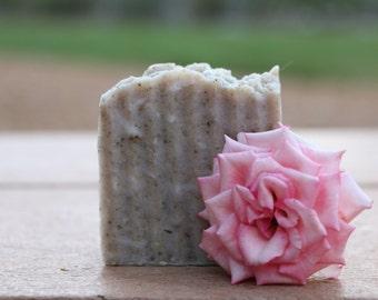 Rosemary & Chamomile Handmade Soap