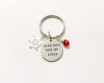 Pirates of the Carribean Dead Men Tell No Tales Keychain