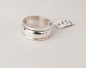 925 Silver  man ring