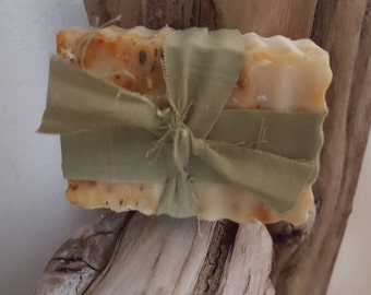 Uplifting Citrus & Herb Soap