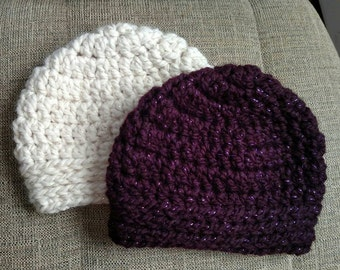 Winter hat, winter beanie, winter accessory, thick hat, warm hat, warm beanie,  gift for her, gift for him,