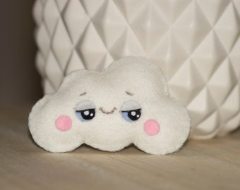 Mini plush cloud