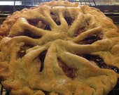 Fresh baked pie. Local customers only.