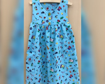 LIMITED QUANTITY: Cute Kid Japanese Fabric by the Yard