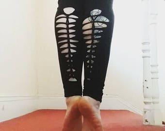 Tornado Twist Leggings