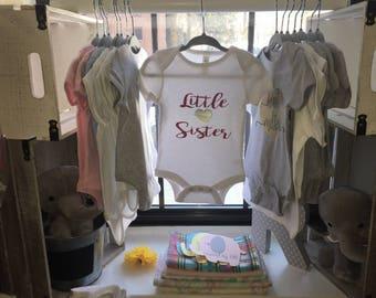 little sister big sister shirts