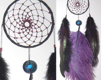 Purple Galaxy Dreamcatcher