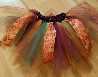 Fall and thanksgiving tutus