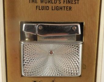 Vintage Kriesler Cigarette Lighter in Box