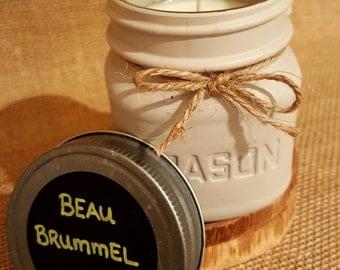 Beau Brummel 8 oz. Soy Candle