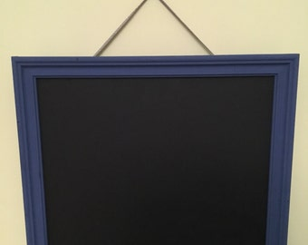 Handmade Chalkboard Frame