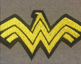 Woman of Power - Wonder Woman Patch