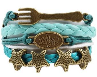 Kiss the Girl Bracelet