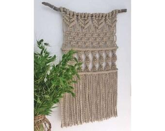 Tapestry Macrame Talos