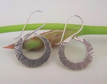 Sterling Silver earrings. Silver Jewelry. Ethnic jewelry. Ethnic earrings. Silver earrings. Silver jewelry. Ethnic jewelry.