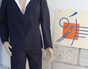 Sailor Man costume, ref: U6, size 44/46.