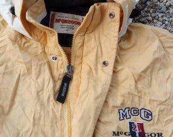 vintage McGREGOR hooded