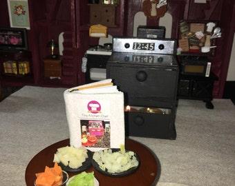 Tiny Kitchen Oven