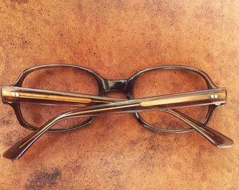 Vintage Brown Frames