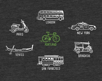 Portland: Ride