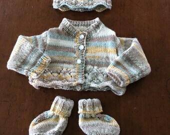 Baby Layette Set, 0-3months