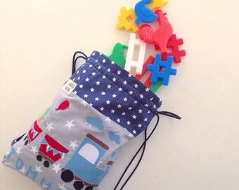 NURSERY-baby BACKPACK drawstring backpack