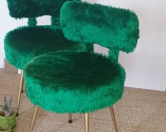 Pair of armchairs 60s/70s pelfran: