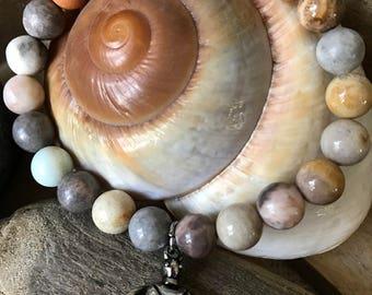 Sea Turtle Diffuser Bracelet