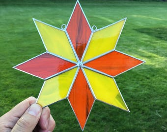 Star - Yellow/Orange