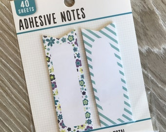 Adhesive Page Flags