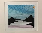 Sea Fades to Sky- Insane in the Grain series