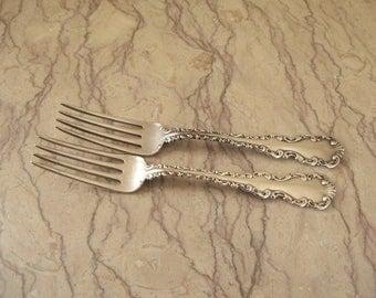 2 sterling forks