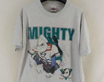 Rare Vintage Mighty Duck T-Shirt