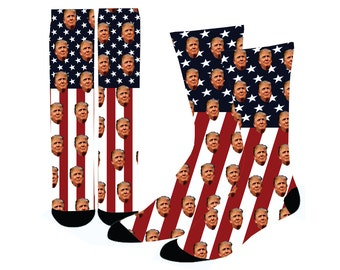 iTrendy Donald Trump Socks