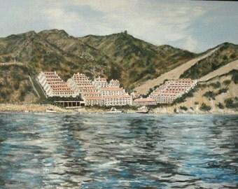 Catalina Island, Hamilton Cove