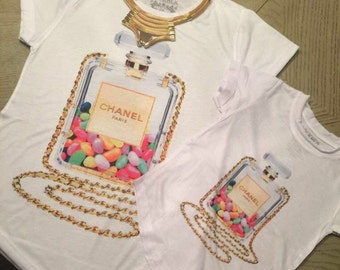 Sale! Chanel fashion t-shirt