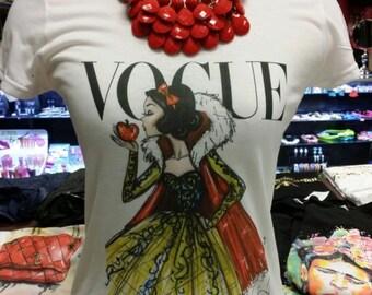 Gorgeous Disney Snow White t-shirt