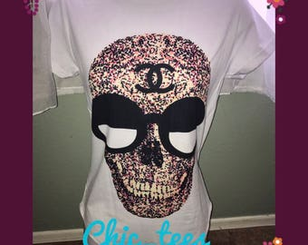Sale Cool Chanel fashion t-shirt