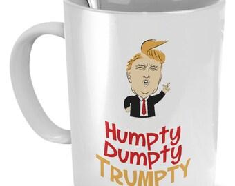 HUMPTY DUMPTY TRUMPTY M